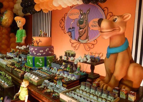 Scooby Doo Birthday Party Ideas