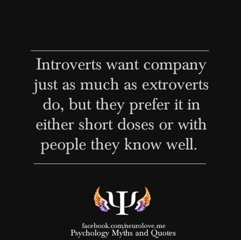 This is it exactly #Introvert