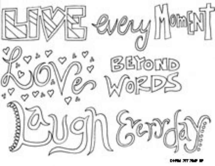 26 Best Images About Drawing Quotes On Pinterest Country Sayings Coloring Pages
