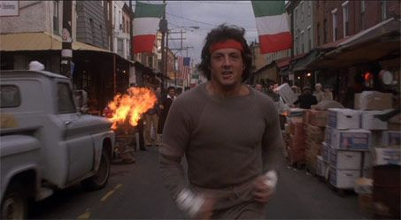 How Far Did Rocky Go in His Training Run in 'Rocky II'? | The Philly Post | News | Philadelphia Magazine