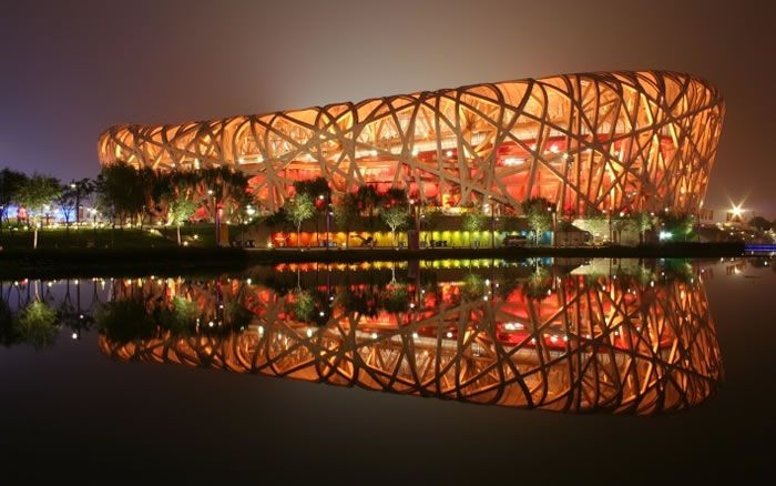 50 Beijing National Stadium, Beijing, China - Online Architecture Gallery Top 50 Most Amazing Designs In The Wor
