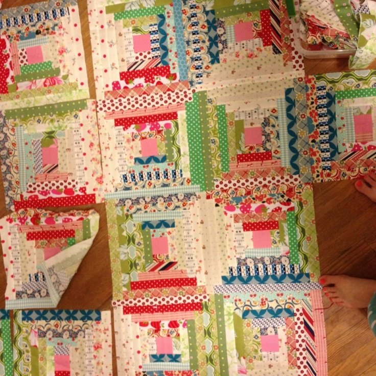 65 best Courthouse Steps Quilts / Patterns images on Pinterest ... : free courthouse steps quilt pattern - Adamdwight.com