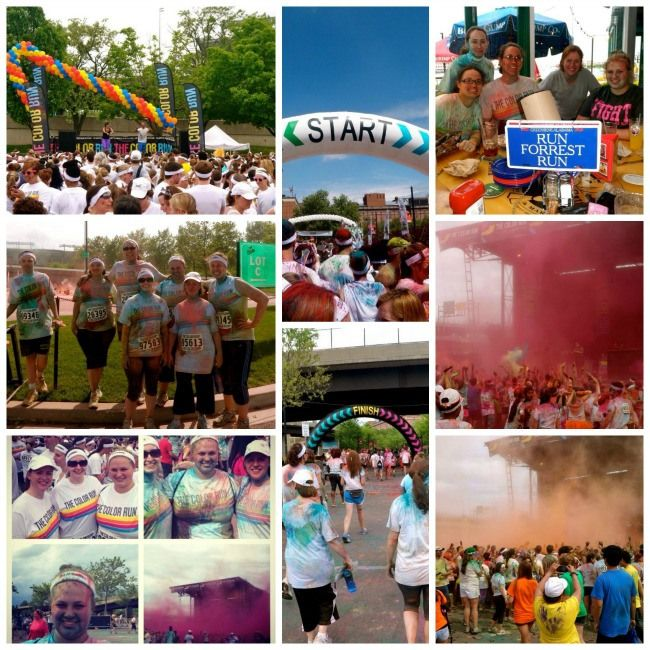 The Color Run Tips & Tricks www.topnotchmom.com #thecolorrun #tips #beacolorrunner