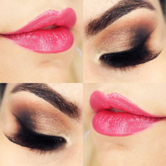 Tutorial – maquiagem olho esfumado neutro com Mary Kay
