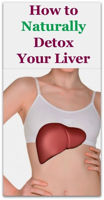 How to Naturally Detox Your Liver - Natural Holistic Life #detox #liver #toxins #natural #holistic