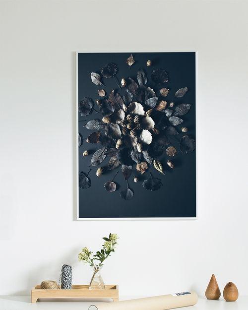 Høstpoesi Plakat (50 x 70 cm)