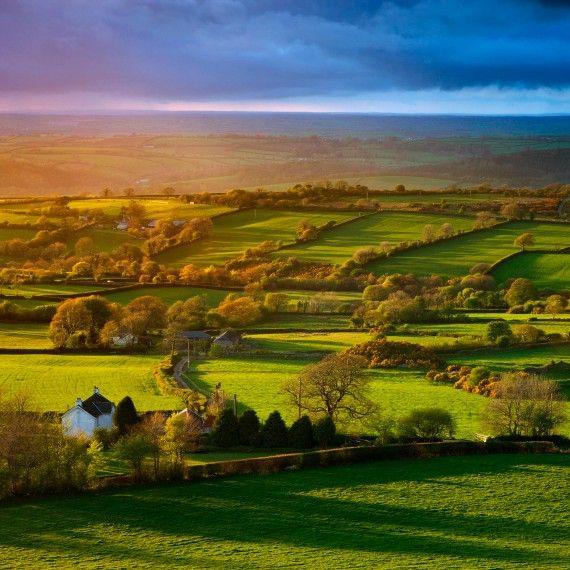 Brentor, Dartmoor National Park, Devon