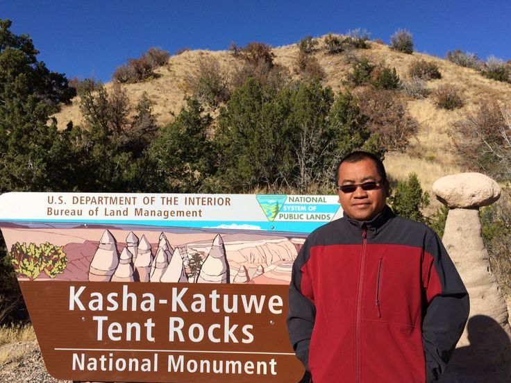 KashaKatuwe Tent Rocks National Monument National Monument in New