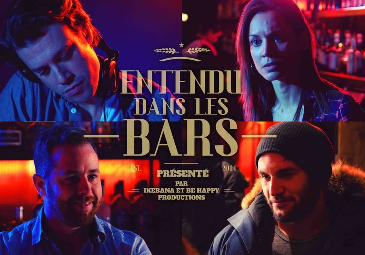 HEARD IN BARS - new series in contest at #RWF2015. Check out this ep. and vote it on our site!