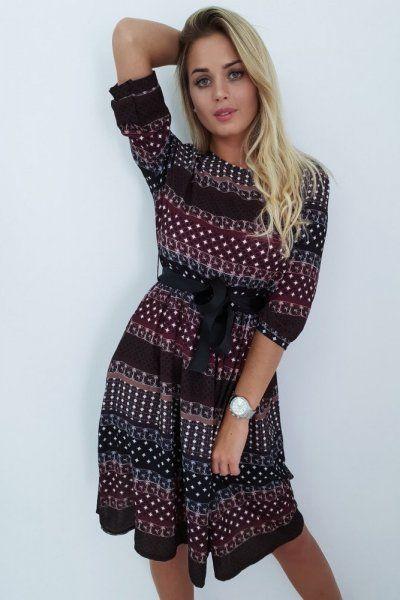 184e4a0ec1 Sukienka Trento II - Sprzedaż odzieży online dla kobiet