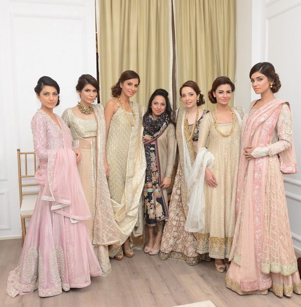 Latest Fashion News Pakistan | Secret Closet | The Nida Azwer Atelier Showcases the 'Toosh Collection' and 'Hyderabad' in Lahore!