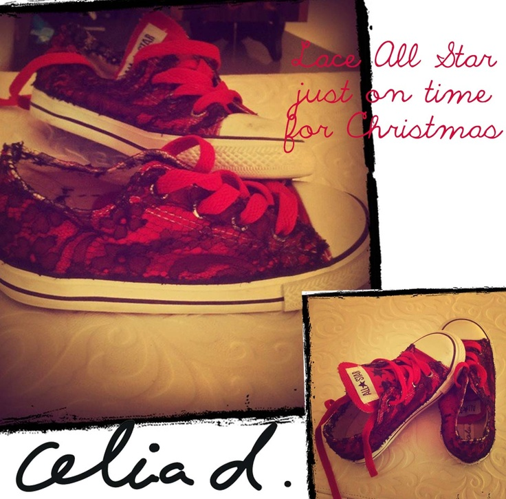 Lace all stars by Celiad