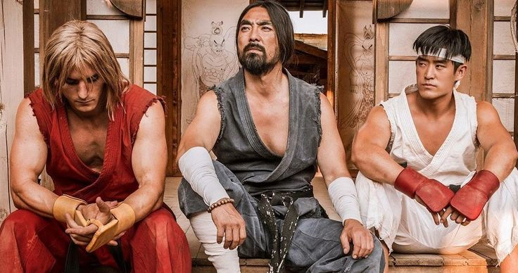 Full-Length 'Street Fighter: Assassin's Fist' Trailer -- Mike Moh and Christian Howard star as Ryu and Ken in this web series charting the video game characters' origins, debuting May 23rd. -- http://www.movieweb.com/news/full-length-street-fighter-assassins-fist-trailer