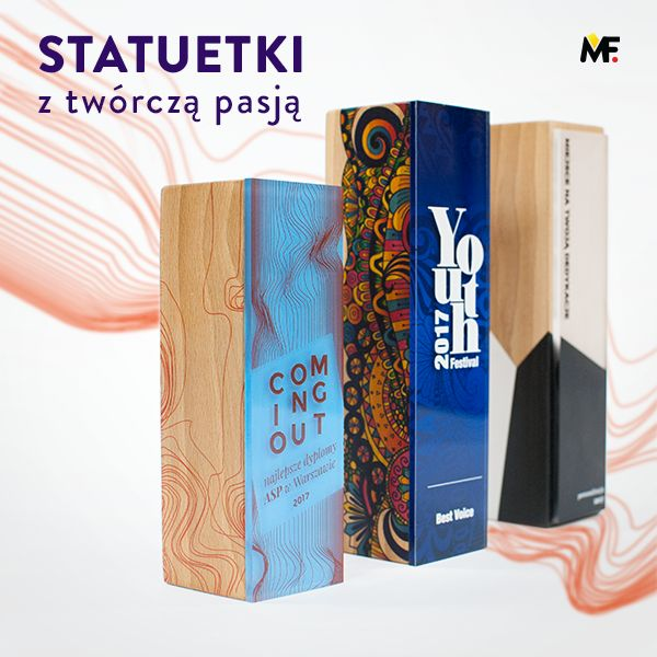 We present unique trophies - designed and produced by creative passion. Modern forms, precious wood, modern colours, decorative elements and personalised graphics. Everything you need! See more: http://awards-trophies.eu/ #trophies #statuettes # souvenirs #cups #awards