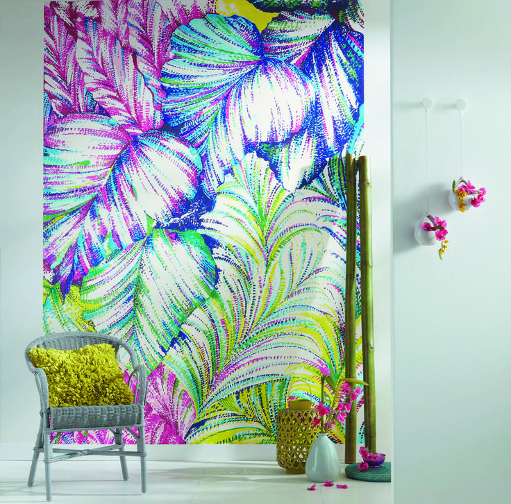 25 best amazonia images on pinterest paint wall papers for Papel pintado amazon
