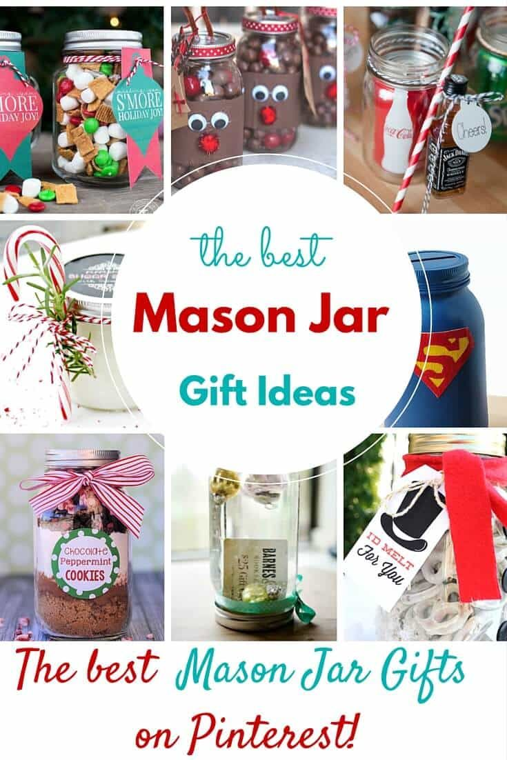 Mason Jar Gifts Are All Over Right Now