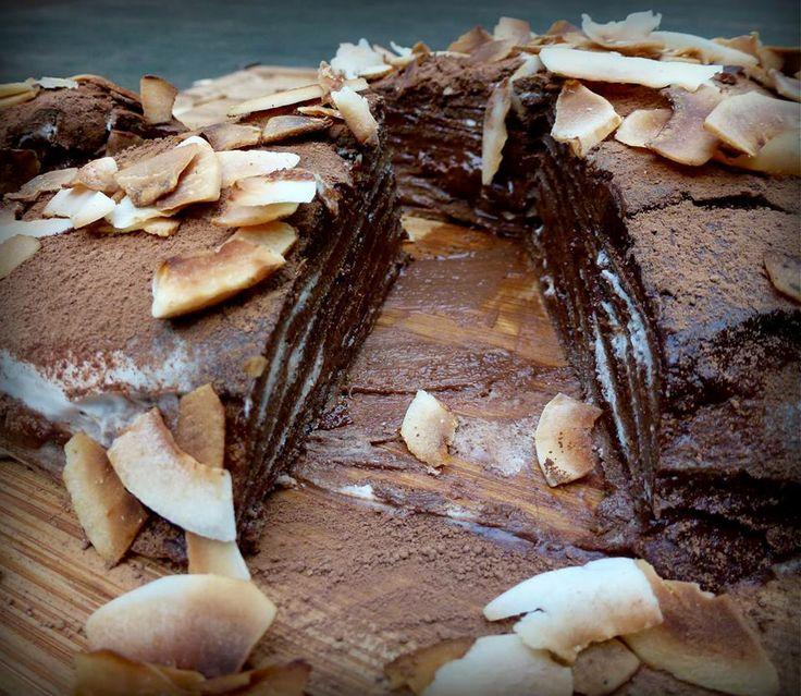 ... cakes cake gluten paleo chocolate chocolate hazelnut chocolate coconut