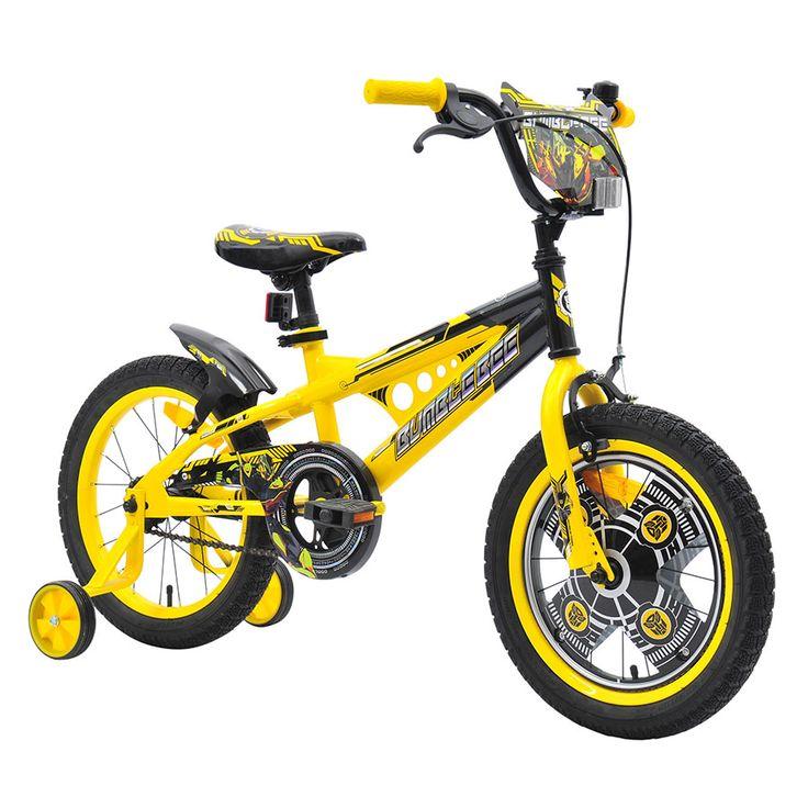40cm Transformers Bumble Bee Bike | Toys R Us Australia