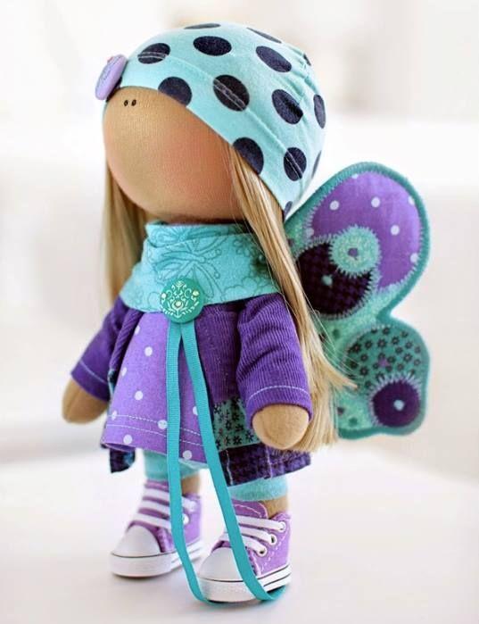 Me encantan las muñecas rusas, con un mismo patrón puedes sacar miles de muñecas diferentes, tan solo cambiándoles el pelo y vestuario. Es más incluso puedes modificar la cara si no te gusta o prefieres diferente. Son maravillosas y no son difíciles de hacer. Si nunca has hecho este tipo de muñecas, te …