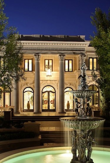35 best images about beverly hills mansions on pinterest for Luxury homes for sale in beverly hills