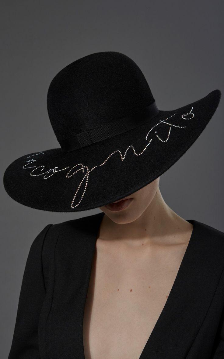 Honey 'Incognito' Hat by Eugenia Kim | Moda Operandi