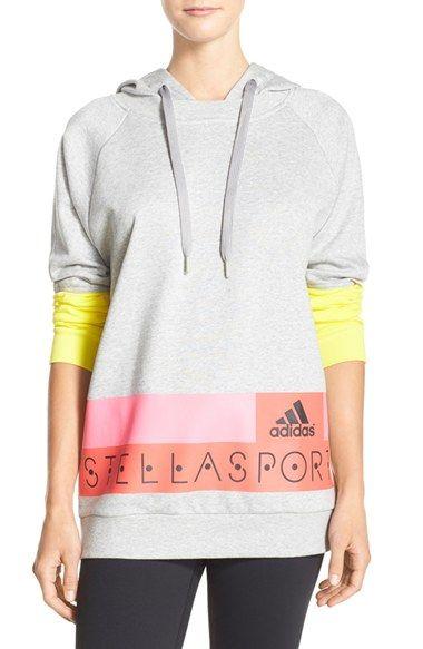 adidas by Stella McCartney 'Stellasport' Climalite® Hoodie