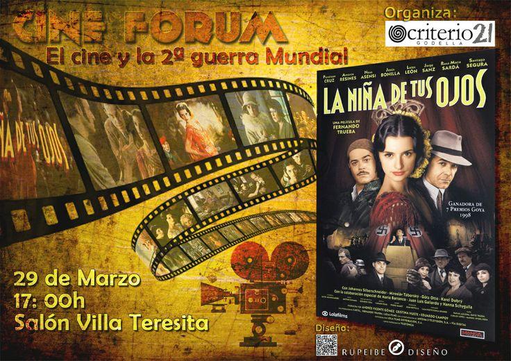 Cine Forum. Criterio 21.
