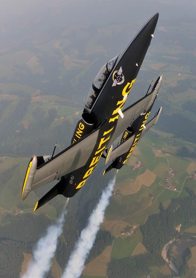 Breitling Jet Team | Flying Magazine