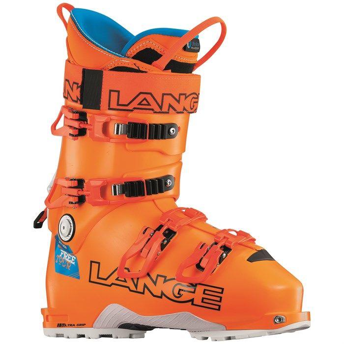 Lange - XT 110 Freetour Ski Boots 2018