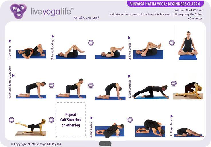intermediate yoga sequence - Google Search | Flow ideas ...