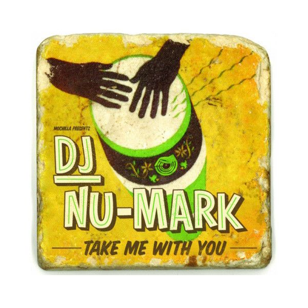 DJ Nu-Mark - Take Me With You, CD