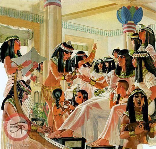 an overview of the aspects of ancient egyptian culture fashion and food On the pages of this category we will explore the culture of ancient egypt as defined by such things as their beliefs, art, customs, rituals, music, social habits, and food you will find detailed pages of interesting information and facts on many aspects of their culture written for both kids and adults.