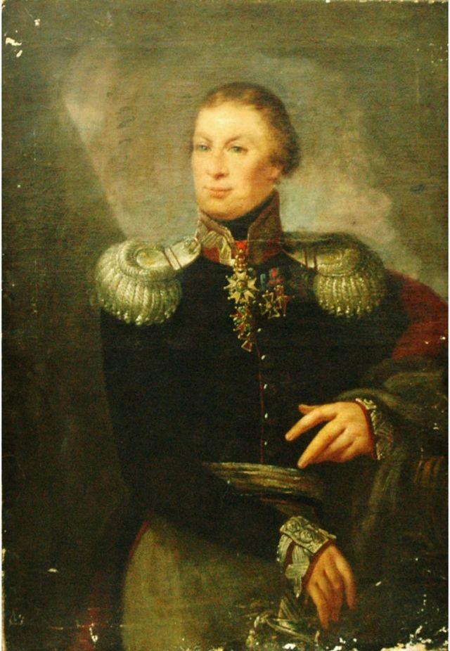 Jan Stefan Krukowiecki 1828-30