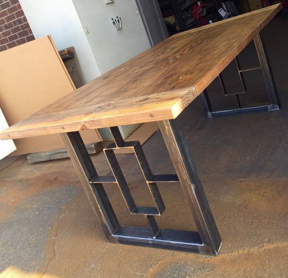 10 Superb Square Dining Table Ideas For A Contemporary: ETSY SALE-SALE-SALE** Contact Me For