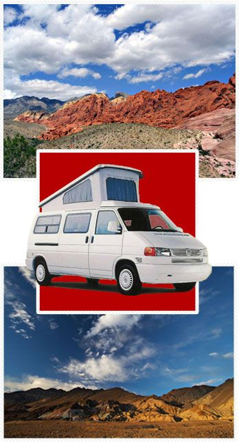 Rent An RV Van In Nevada VW Westfalia