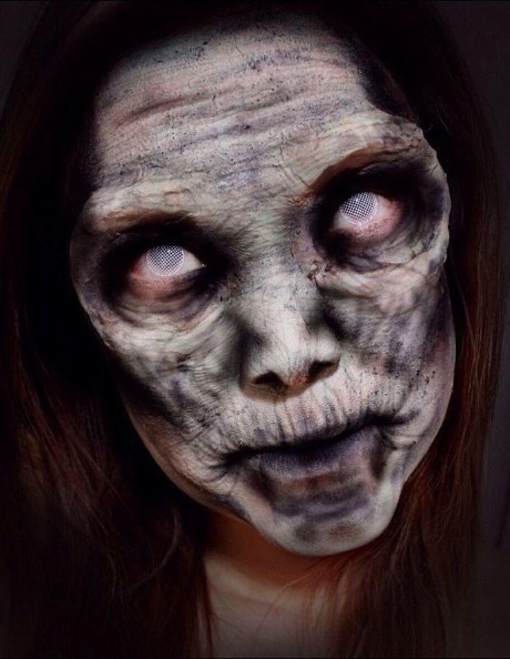 Visita nuestro post y descubre nuestros consejos para hacerte un maquillaje fácil de Halloween. Hay fotos que seguro alucinarás. #halloween #maquillaje #makeup #look #facil