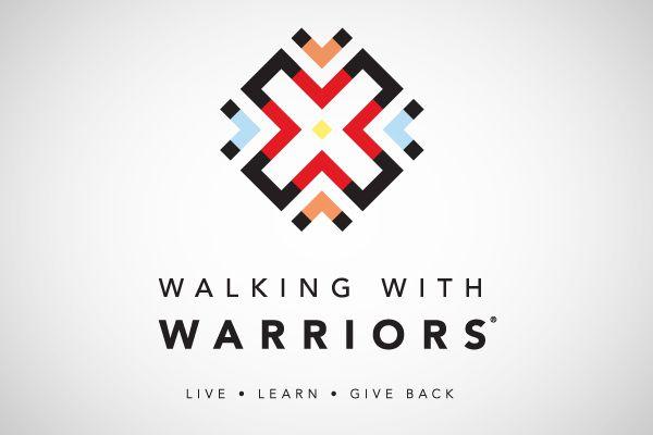Walking With Warriors / Branding