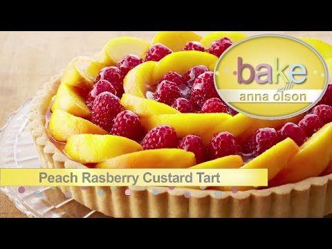 Bake with Anna Olson, recipes in this episode are as follows: - Tender tart dough ( pâte sablée ) - 0:50 - Empire Cookies - 4:45 - Pumpkin Crème Brule Tarts ...
