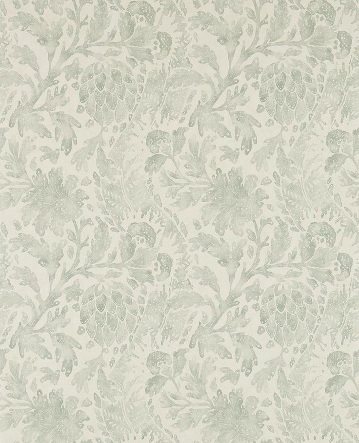 Cochin  Silver wallpaper by Zoffany