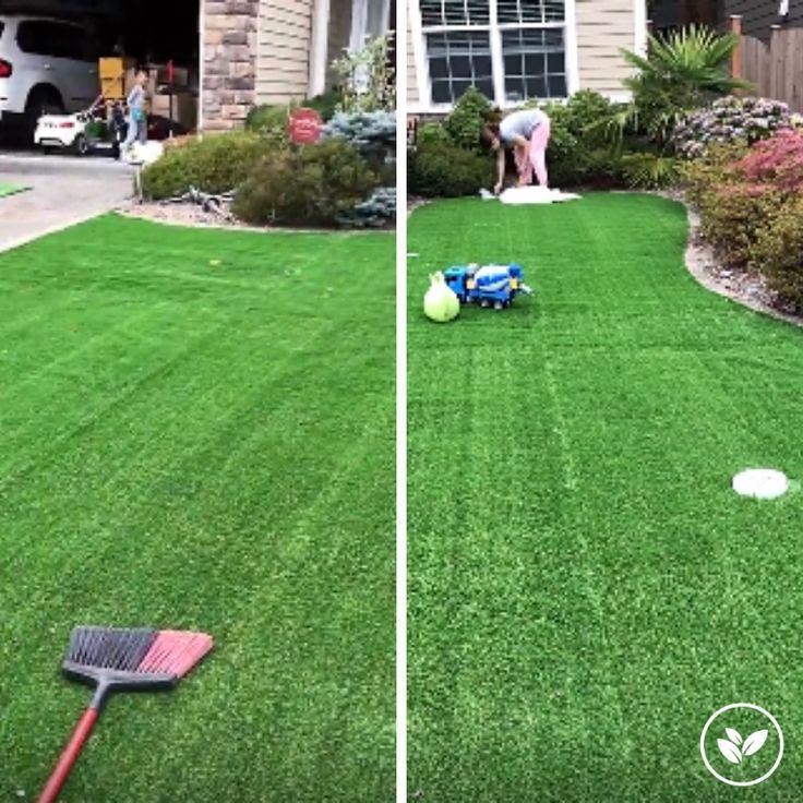 How to install artificial grass on dirt savvygrow blog