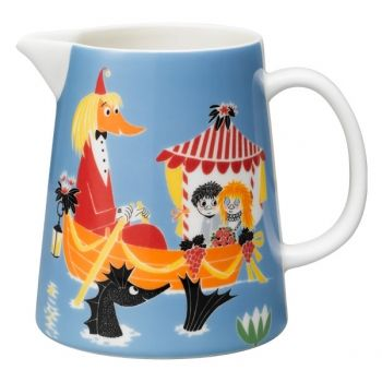 Arabia's Moomin pitcher, Friendship