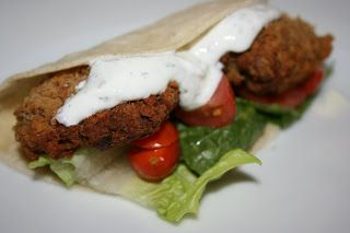 How to Make (perfect) Falafels in the Slow Cooker -- no deep frying!!