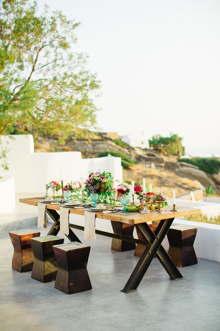 Greek Table Setting Decorations 17 Best Images About Stylish Greek Weddings On Pinterest Islands
