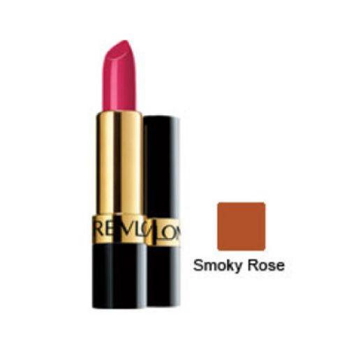 Revlon Revlon s lust lips labial humectante smoky. Con una infusión de mega-hidratantes para sellar el color de moda, fórmula exclusiva con mega-hidratantes sellos en color, suave Y cremoso.