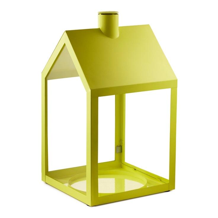 Light House Lime from Normann Copenhagen. Design by Holmbächnordentoft.