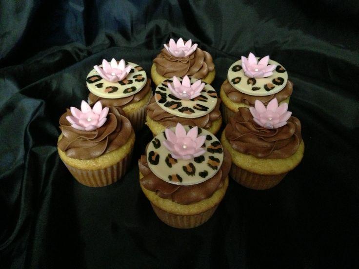 cupcakes pinterest leopards - photo #13