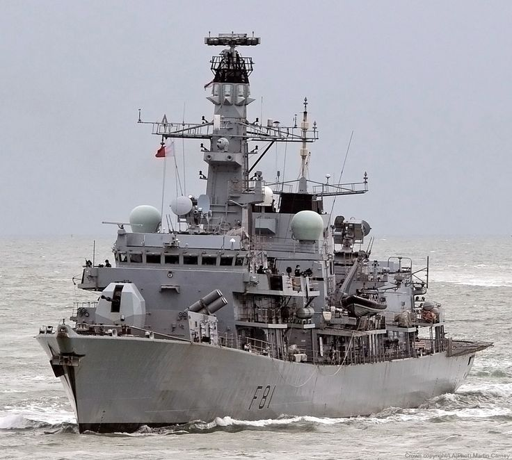 hms sutherland f 81 type 23 frigate royal navy