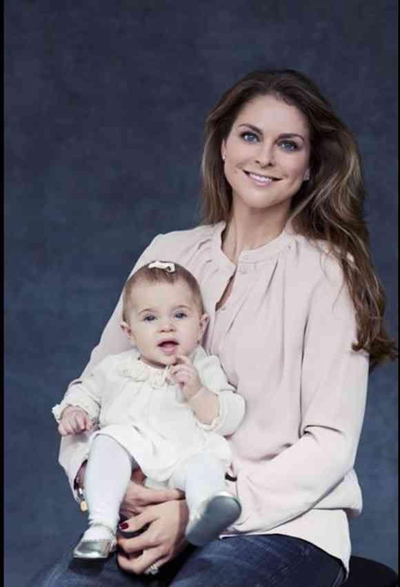 Ny hälsning från prinsessan Leonore | Nyheter | Aftonbladet