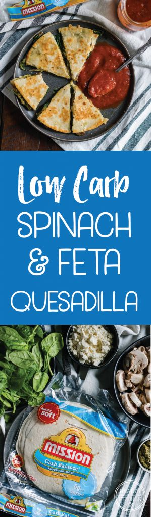 Low Carb Spinach and Feta Quesadilla http://www.healthstartsinthekitchen.com/recipe/low-carb-spinach-and-feta-quesadilla/