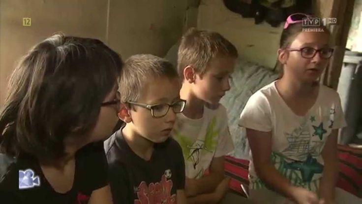 Sprawa dla reportera - Dzieci odebrane z biedy